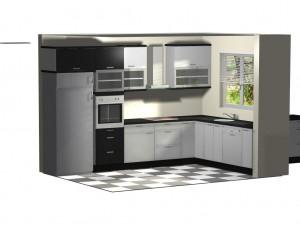 Mutfak dolabı resmi