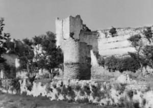Bizans döneminden kalma surlar