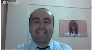 Geyik Muhabbeti Erdil Yaşaroğlu