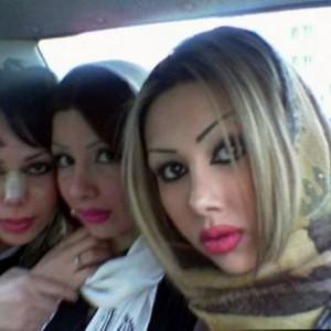 İran facebook kızları الفتيات إيران في الفيسبوك