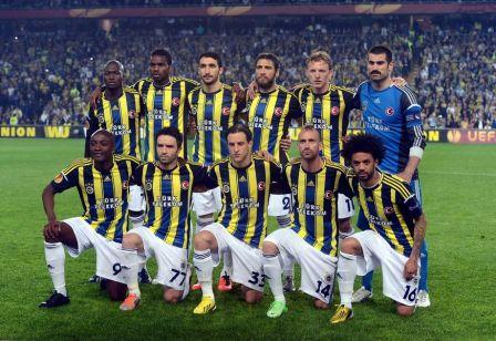Fenerbahçe Erciyes maçı kadroları