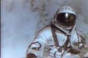 Alexei Leonov, uzayda ilk yürüyen insan