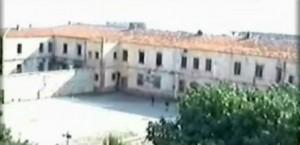 Tarihi Sinop kapalı Cezaevinden bir görüntü