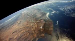 Uzaydan, Dünya'nın bir görüntüsü